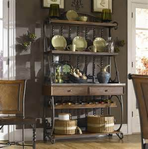 Bakers Rack With Wine Storage Bakers Rack With Wine Storage Metal Racks For Classy Home