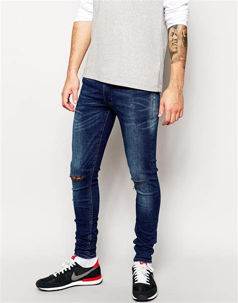 skinny jeans for men extreme super skinny ripped jeans for men buy ripped