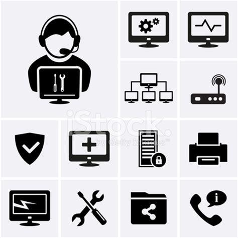 computer technician icons stock vector freeimages.com