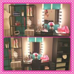 Makeup And Vanity Set The Last City My Makeup Vanity Color Me