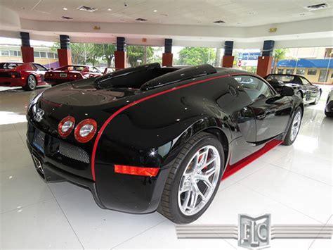 bugatti dealership florida dealer has two bugatti veyrons for sale carscoops