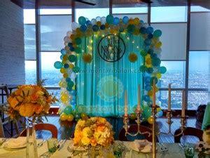 Balon Sablon Sesuai Keinginan Ulang Tahun Anak menyediakan balon dekorasi jogja klaten jawa tengah