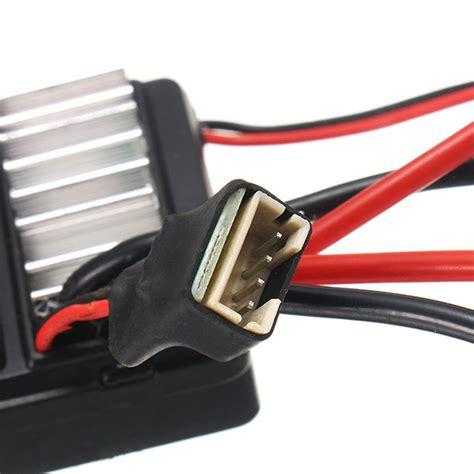 dc hbx hbx 12891 1 12 esc speed controller receiver unit 12522rt rc car parts ebay