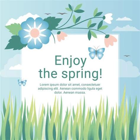 spring holiday vector illustration   vectors clipart graphics vector art