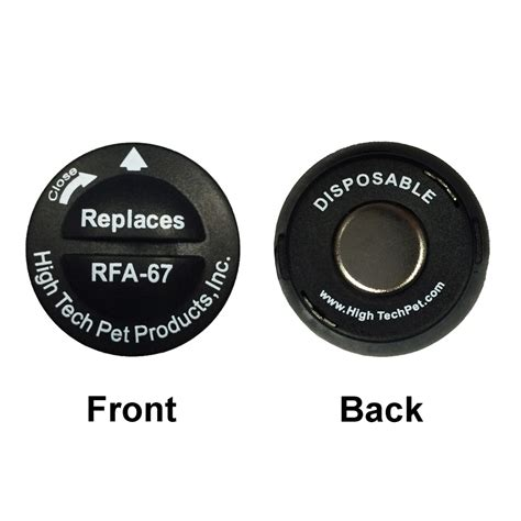 collar batteries petsafe replacement collar battery rfa 67