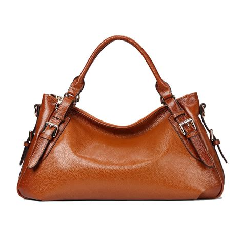 Handbag News Or Handbag Duh by New Leather Handbag Hobo Bag Shoulder Bag Messenger