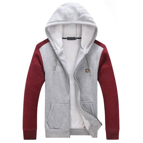 Patchwork Hoodies - 5xl 2015 new fanshion mens hoody sweatshirts sleeve