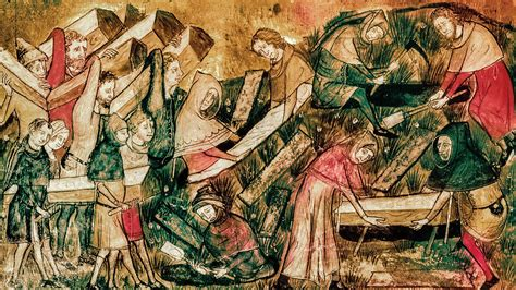black death how europe exported the black death science aaas