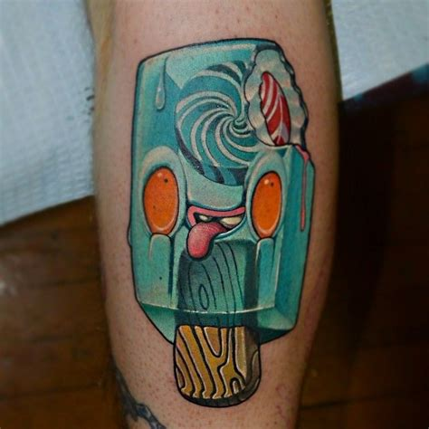 new school popsicle tattoo 395 best new school images on pinterest