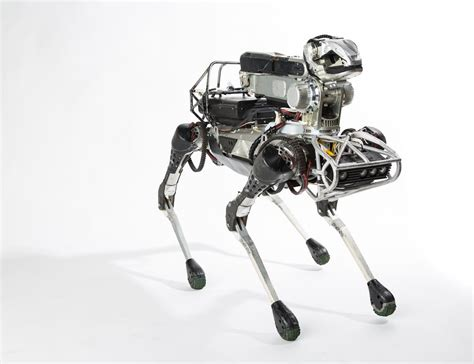 Intelligent Robot Spotmini Intelligent Robot By Boston Dynamics 187 Gadget