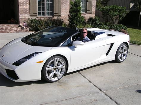 2007 Lamborghini Gallardo Spyder Pin By Vernon Niven On Cars I Ve Driven