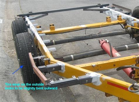 trailer axle repair pirate4x4 4x4 and off road forum - Boat Trailer Bent Axle Repair