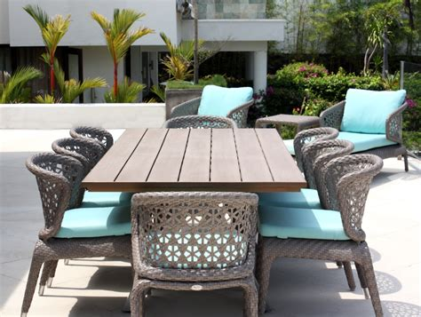 designer patio luxury rattan garden furniture modern contemporary