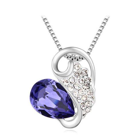 drop wholesale 2016 wholesale pendant necklaces tear drop necklace