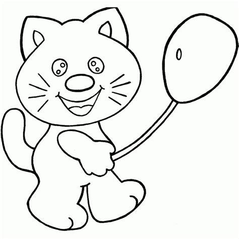 dibujos para pintar gatos dibujos infantiles de gatos a color archivos dibujos de