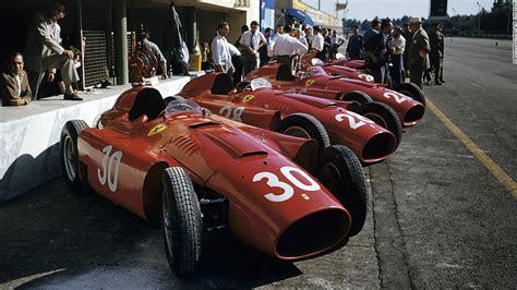 Ferrari F1 History by Blood On The Tracks Ferrari Race To Immortality Cnn