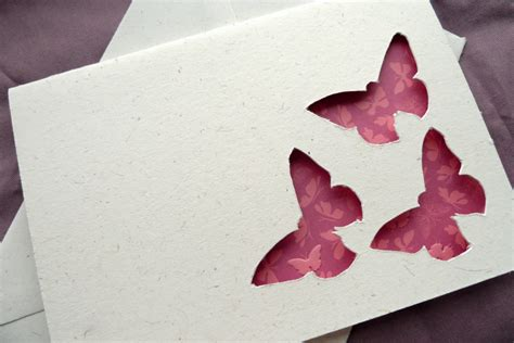 how to make cut out cards butterfly trio cut out card by rubywren on deviantart
