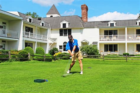 the thompson house weekend golf outing sle itinerary the thompson house resort windham ny