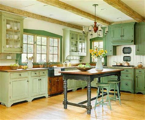 Country Chic Kitchen Ideas shabby chic kitchen design ideas