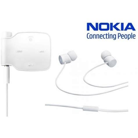 Headset Bluetooth Nokia Bh 111 nokia bh 111 stereo bluetooth headset white harrow electronics