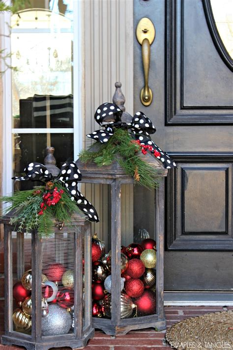 decoart blog trends outdoor christmas decor