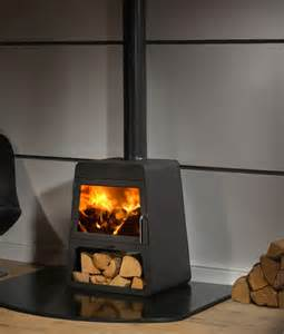 Modern Wood Burning Stove Modern Wood Burning Stove From Future Fires
