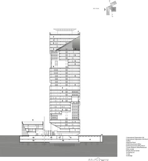 G Tower Haeahn Architecture Designc Moonpark Dmp