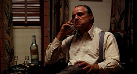 gangster film essay the godfather key scene analysis the cine files