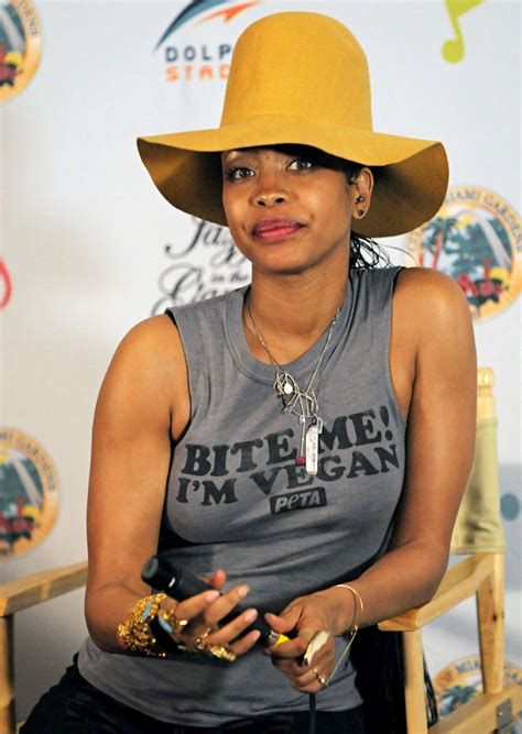 erykah badu banned from malaysian concert over allah tattoo
