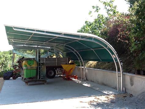 tettoie agricole coperture per attrezzatura agricola pe tra srl