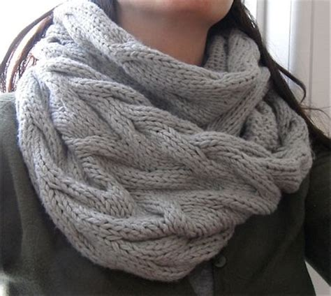 free knitting pattern for a snood scarf 25 unique cable cowl ideas on cable knit