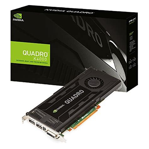 Vga Quadro K4000 nvidia quadro k4000 3gb card vcqk4000 pb pcpartpicker