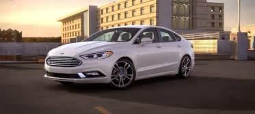 Ford Fuzion 2017 Ford 174 Fusion Sedan Stylish Midsize Sedans Hybrids