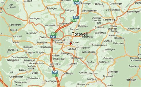 rottweil germany rottweil location guide