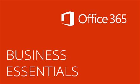 Office 365 Business Email Office 365 Business Essentials Acpcloud Rocks