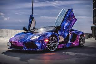 lamborghini aventador roadster galaxy by dxsc hiconsumption
