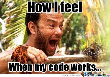 life as a programmer by calmthetits meme center