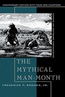 the mythical man month: essays on software engineering by