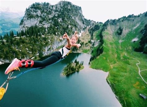 best bungee jumping best 25 bungee jumping ideas on bucketlist