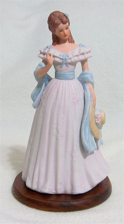 home interior porcelain figurines home interior homco masterpiece porcelain sarah jane lady