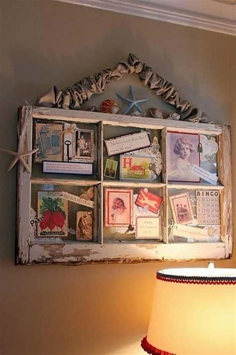 Cheap Shabby Chic Home Decor 20 diy old window decoration ideas