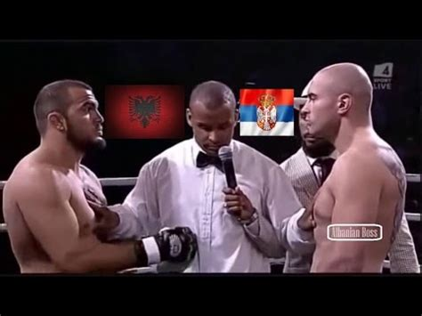 albanian vs serbian boxing ko fight albanian vs serbian boxing ko fight doovi