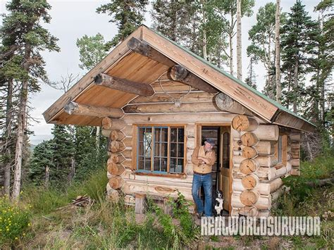 how to build a small cabin in the woods 9 tips for building a 700 square foot cabin for 3 000
