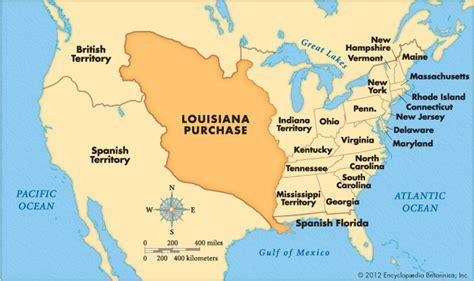 map of the united states louisiana purchase louisiana purchase encyclopedia children s