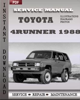 chilton car manuals free download 1999 toyota 4runner electronic throttle control service manual free download to repair a 1993 toyota 4runner 1990 1995 toyota 4runner repair