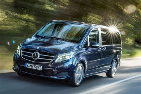 seater mercedes  class revealed carbuyer