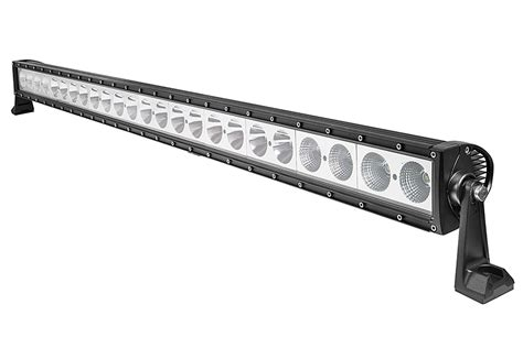 Led Spot Light Bars 50 Quot Road Led Light Bar With Spot Flood Combo Beam 240w Led Light Bars For Trucks