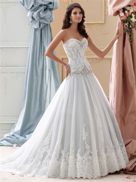 Wedding Gowns by Blue Wedding Dress