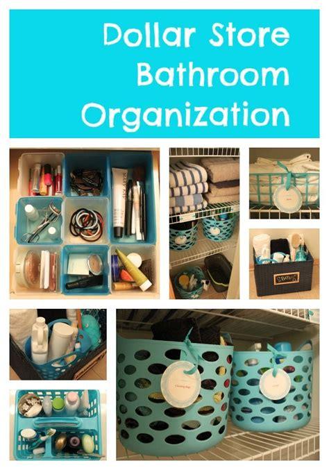 bathroom organization ideas pinterest 30 diy storage ideas to organize your bathroom home