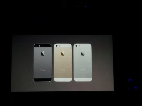 iphone 5 s colors apple unveils the 64 bit iphone 5s